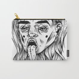 tongue pop Carry-All Pouch