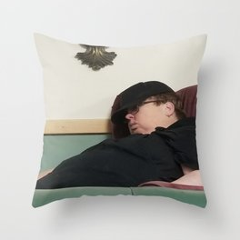 The second coming of Wendy Throw Pillow