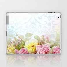 Pretty Vintage Roses #4 Laptop & iPad Skin