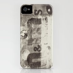 M&M Slim Case iPhone (4, 4s)