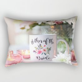 Mother's Day Rectangular Pillow