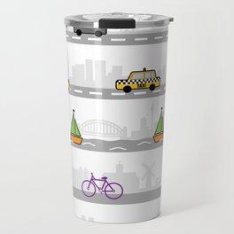 City travel Travel Mug