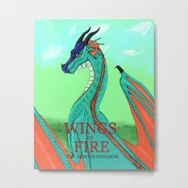 WOF The Hidden Kingdom Metal Print