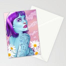 Marguerites Stationery Cards