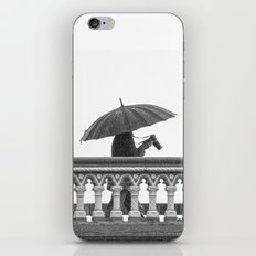 Rain Man London iPhone Skin