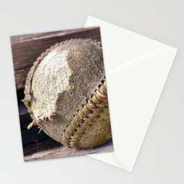 Foul Ball Stationery Cards