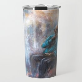 Jazz concert Travel Mug
