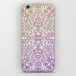 Decorative Pattern 2 iPhone Skin