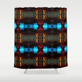 Color Fun Shower Curtain