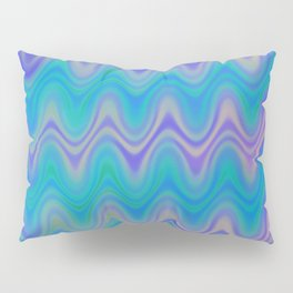Agate Wave Lilac - Mineral Series 003 Pillow Sham