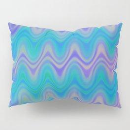 Agate Wave Lilac - Mineral Series 003 Pillow Sham