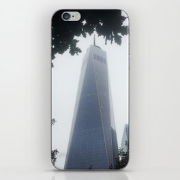 New Beginnings in NYC iPhone Skin