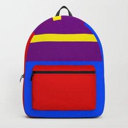 Polyamory Flag Backpack
