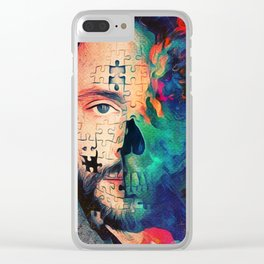 Will Graham What Lies Beneath 2 Clear iPhone Case
