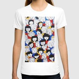 Fashion pattern T-shirt