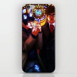The Devil iPhone Skin