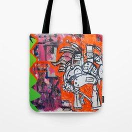PLZ-885 Tote Bag