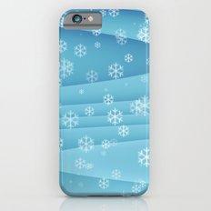 Winter Wonderland Slim Case iPhone 6s