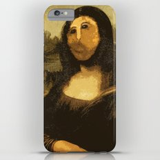 Ups! ( Mona Lisa - La Gioconda ) Slim Case iPhone 6s Plus