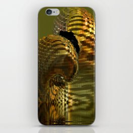 Arisen From The Depths iPhone Skin