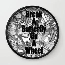 break a b. ...  Wall Clock