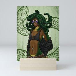 Modern Medusa Mini Art Print
