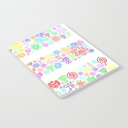 Heaven color Notebook