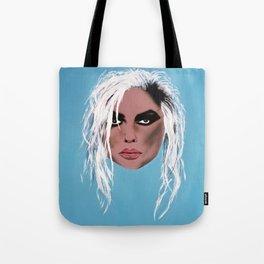 Blondie ~ Debbie Harry, Lady of the eighties! Tote Bag