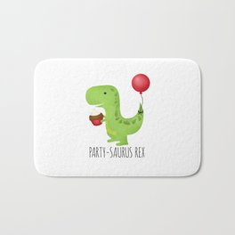Party-Saurus Rex Bath Mat
