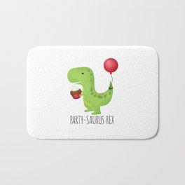 Party-Saurus Rex Bath Mat