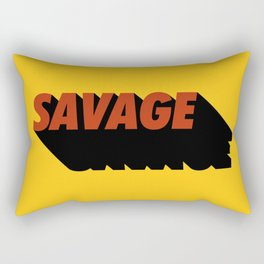 Savage 08 Rectangular Pillow