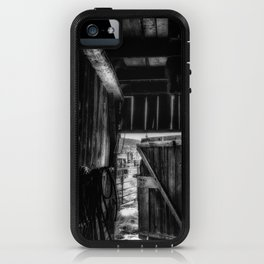 Did you Grow Up in a Barn iPhone Case