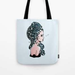 Maiden of the Deep Tote Bag