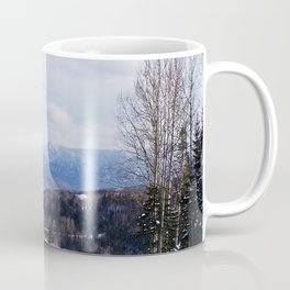 Gaspesie in Winter Coffee Mug