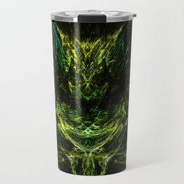 Warrior of Darkness Travel Mug