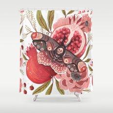 Moth Wings II Shower Curtain