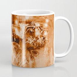 Rusty ghost wreck Coffee Mug