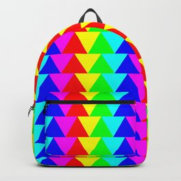 Triangles Up and Down 10-5-2017 Backpack