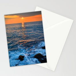 Hawaiian surf and sun Stationery Cards