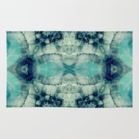 lake Area & Throw Rugs featuring Lake by jbjart