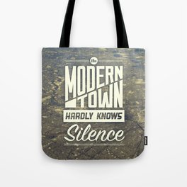 The Modern Town Tote Bag