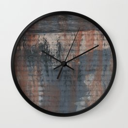 2017 Composition No. 9 Wall Clock