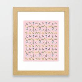 The Love Boat II Framed Art Print