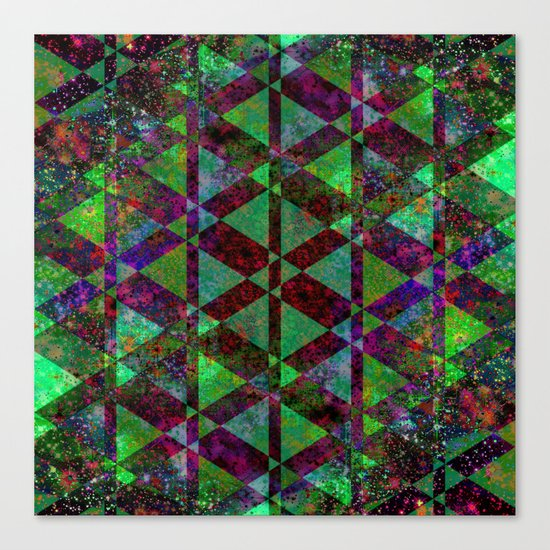 SIMPLY ABSTRACT Canvas Print