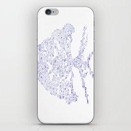 Tree of Virtues iPhone Skin
