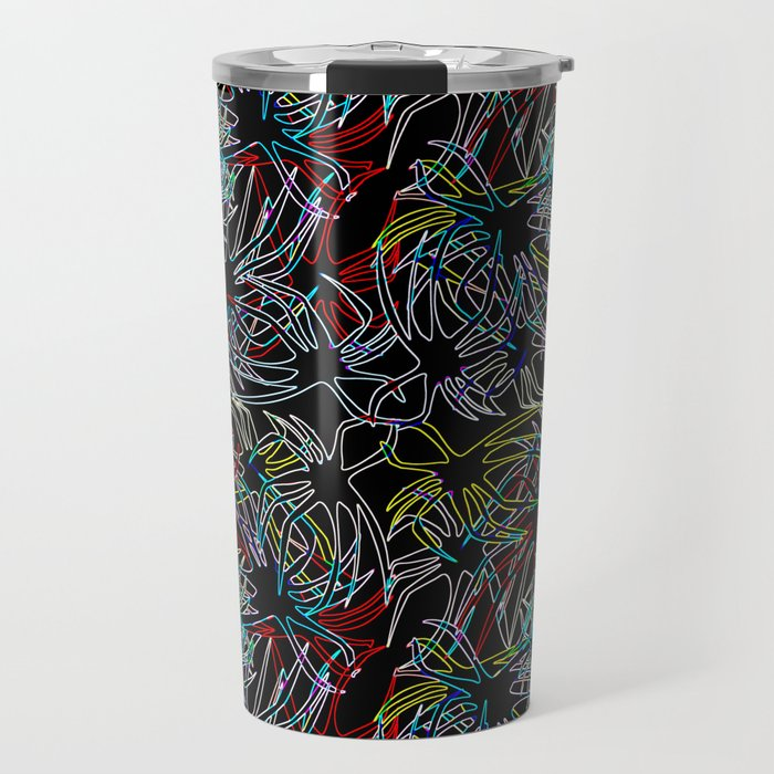 Connectivity - Neon Travel Mug