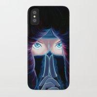 ninja iPhone & iPod Cases featuring Ninja  by Anime~J