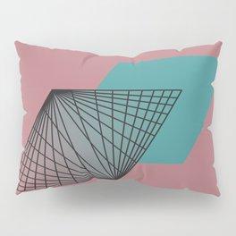 Triangular Grid - Sacred Geometry Pillow Sham