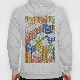 House on house Hoody