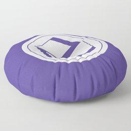 Female Antahkarana - Yin Antahkarana Floor Pillow